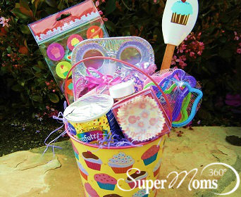 Colorful Creative Easter Baskets For Under 20