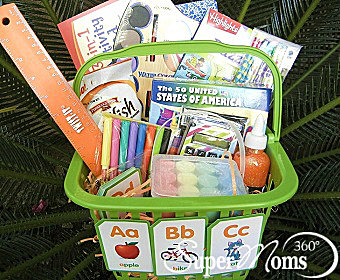 Super moms 360 article holiday and seasonal fun school is school is cool easter basket negle Choice Image