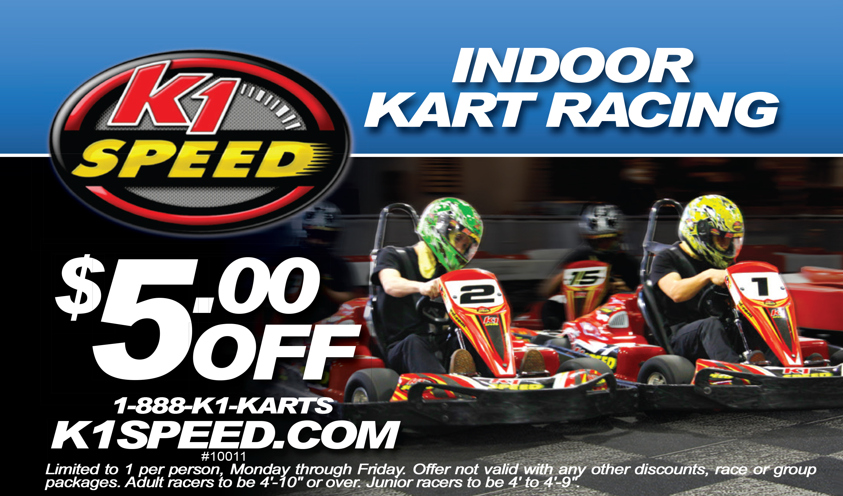 We've Got Your K1 Speed Offers Right Here!