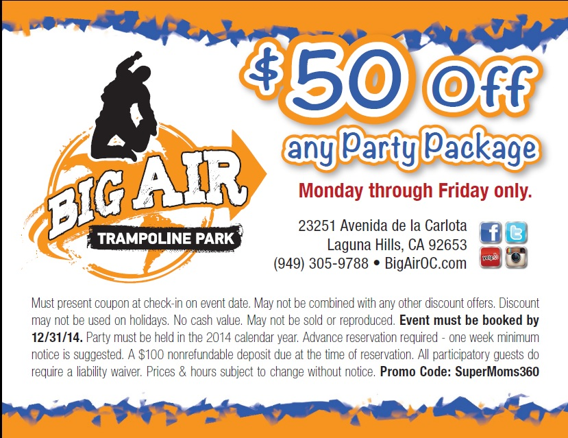 Oc fair discount coupons